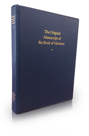 Book of Mormon Critical Text Project Volume 1
