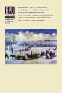 BYU Studies Quarterly Volume 60 Issue 1 cover